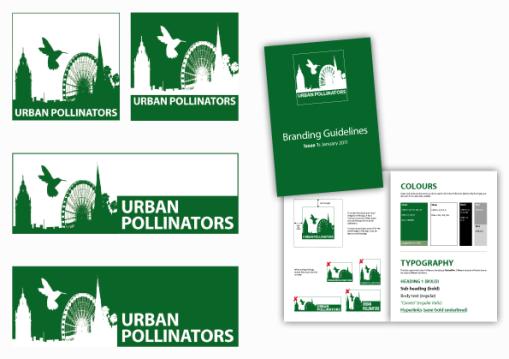 Urban Pollinators Logo