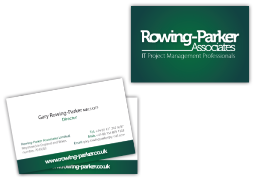 RP Business Cards