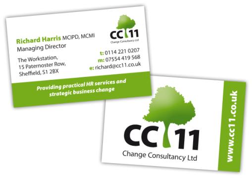 CC11 Business Card