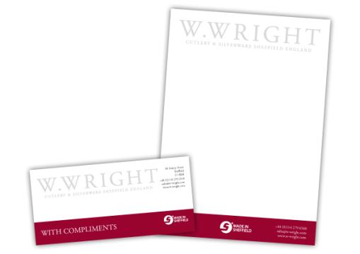 W-Wright Stationery