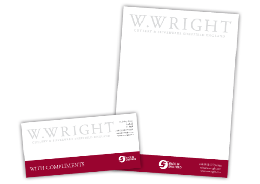 W-Wright Stationery