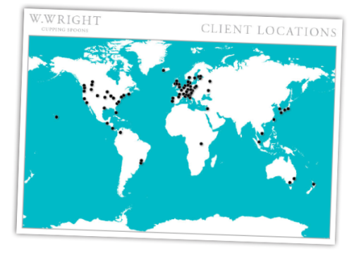 W.Wright Client Map