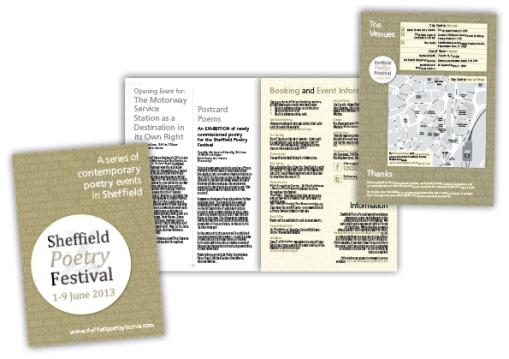 Poetry Festival Programme