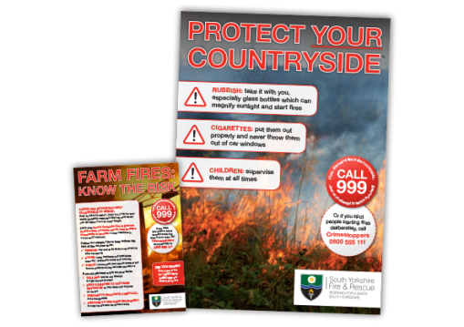SYF&R Countryside Fires