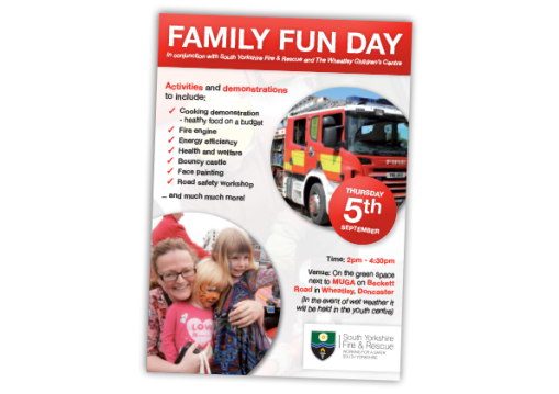 SYF&R-Family-Fun-Day Leaflet