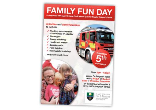 SYF&R-Family-Fun-Day Leaflet