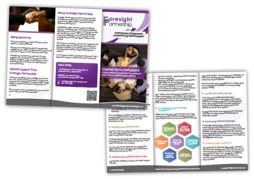 Foresight-Partnership Leaflet